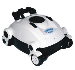 puhdistus allasimuri robotti